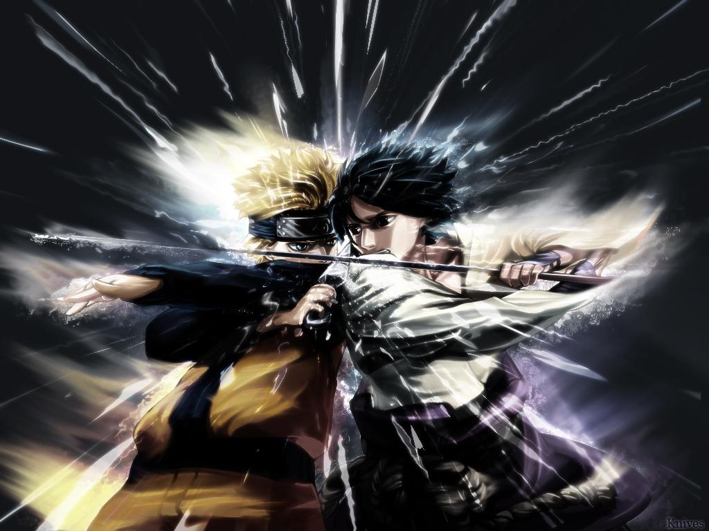 Naruto shippuden FOTOS 3D 1024x768