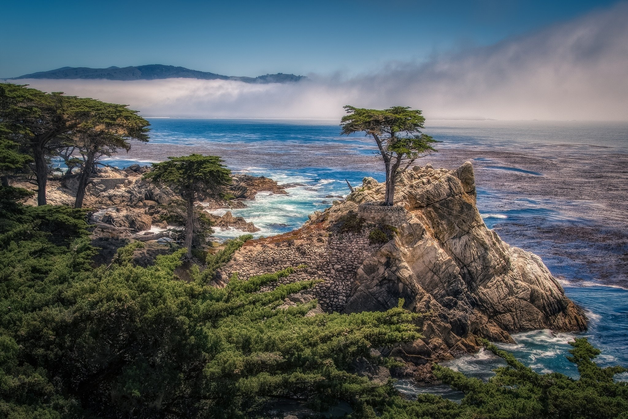 17 mile drive pebble beach california wallpapers photos pictures 2048x1366