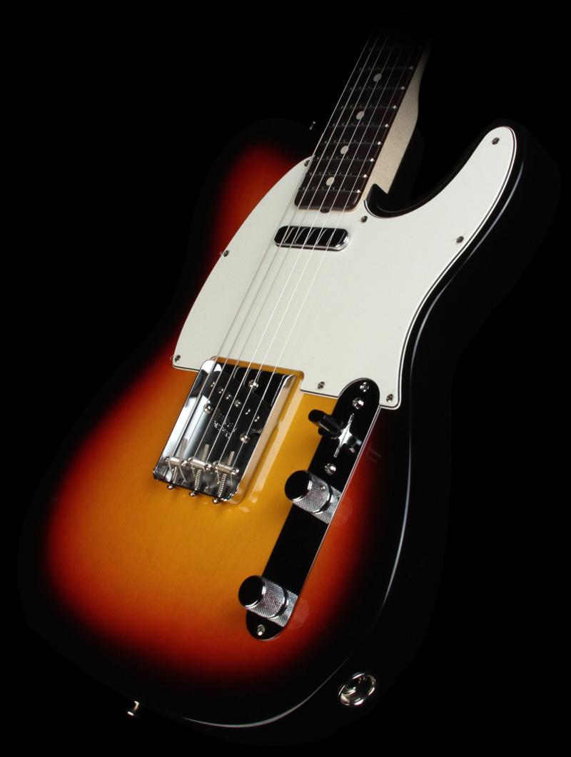 Fender Telecaster Sunburst View all fender custom shop 800x1061