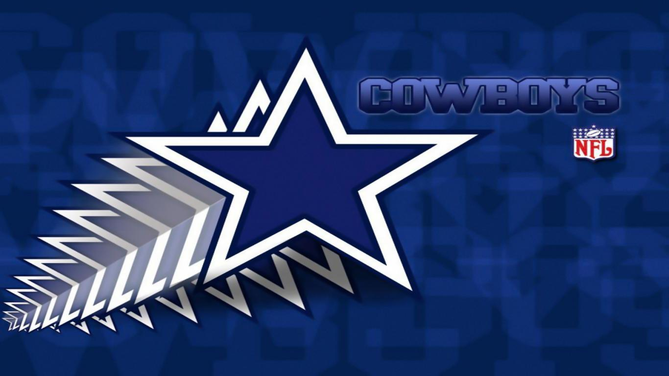 Dallas Cowboys 1366x768