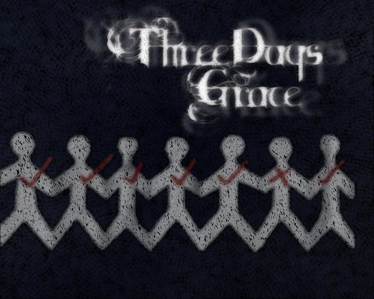3 days grace   Three Days Grace Wallpaper 29797156 1280x1024
