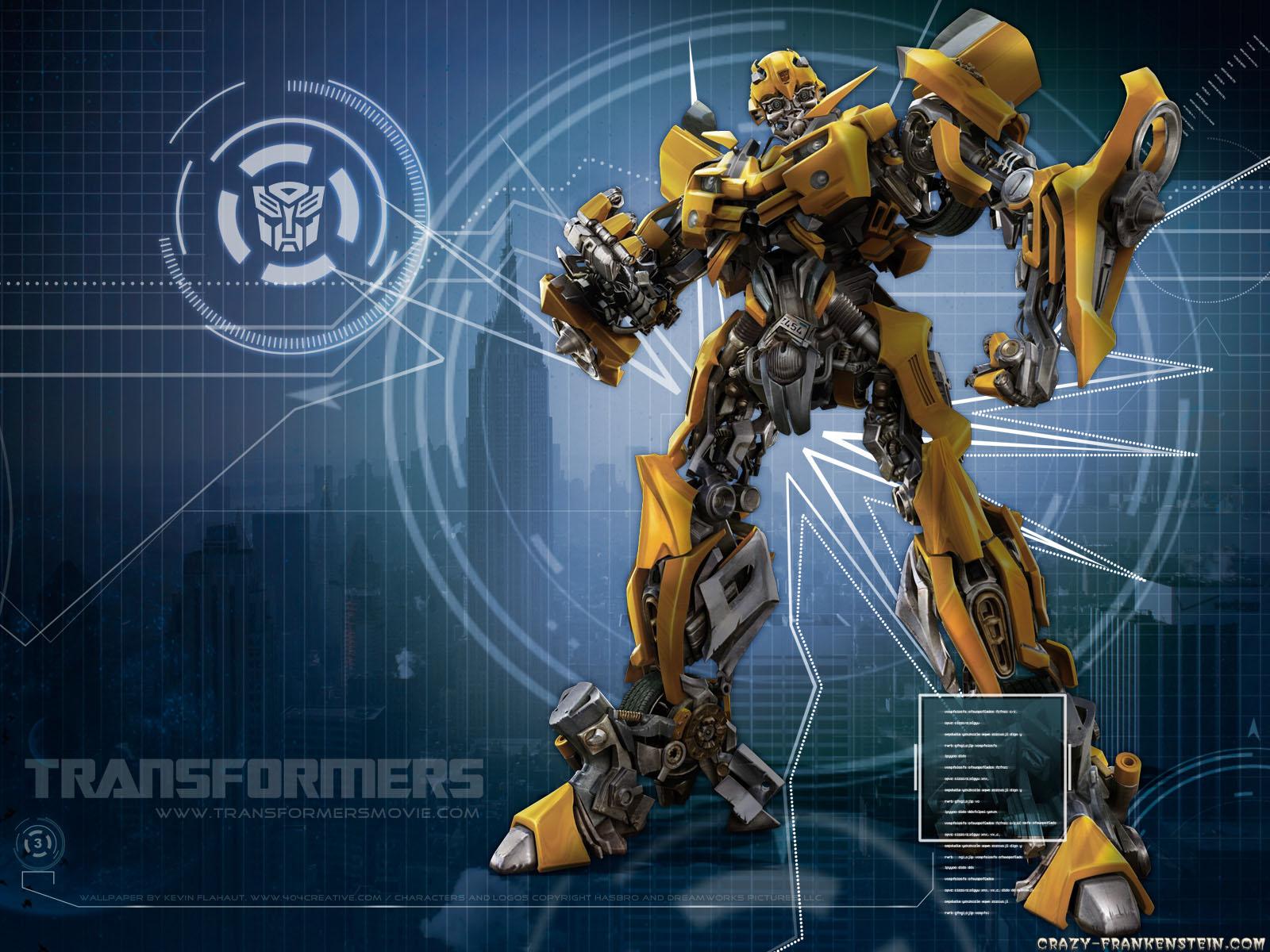Alfa img   Showing gt Transformers Wallpaper Bumblebee 1600x1200