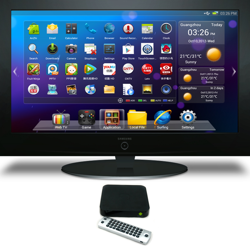 Android TV 800x800