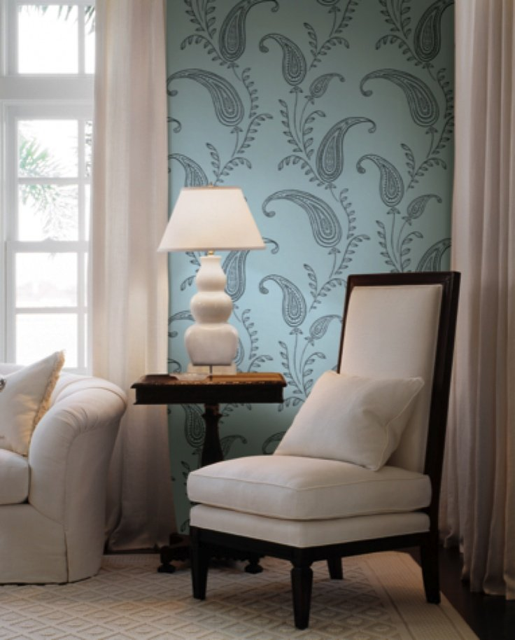 Get this pattern from the HGTV HOME by Sherwin Williams collection 736x914