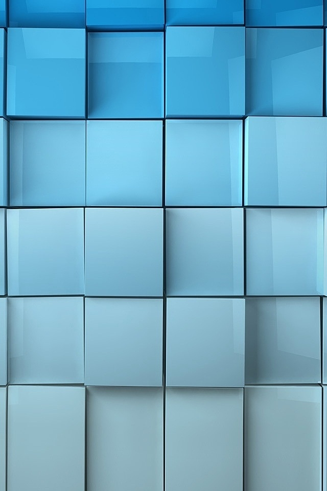 Blue Hd Wallpaper Soft Cube Free By Live Dragon 1080p
