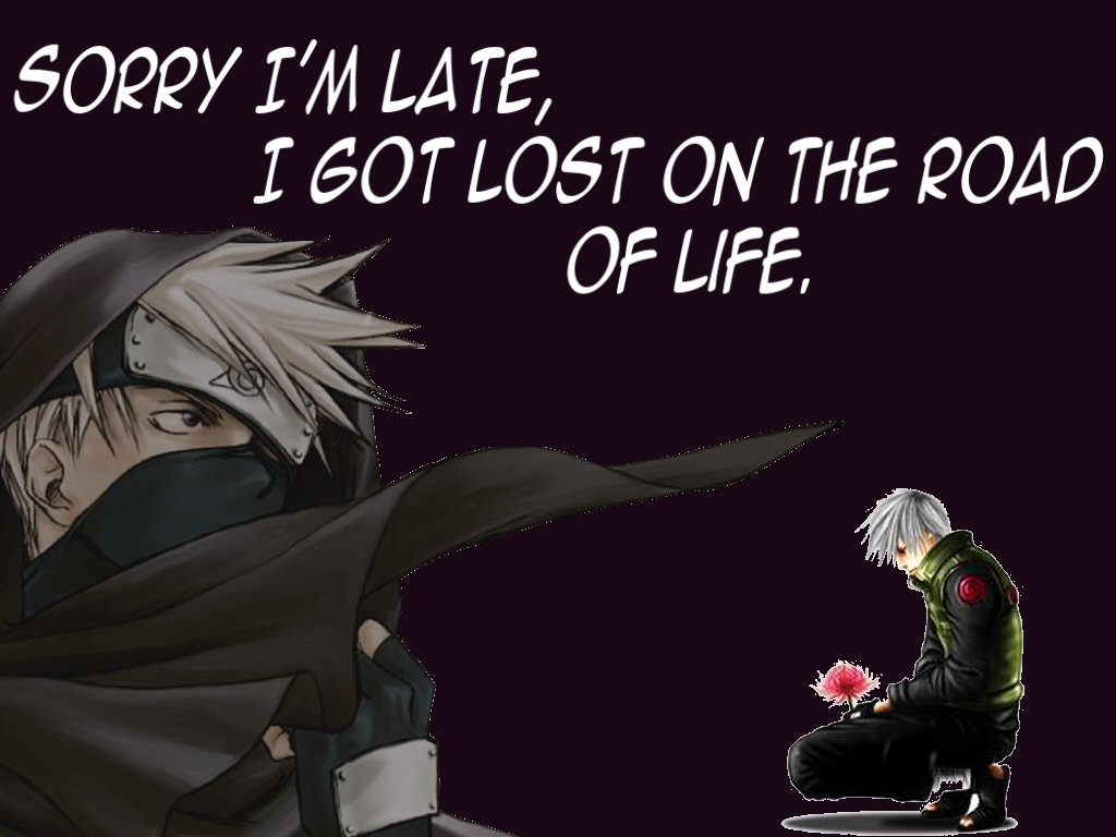 Kakashi Wallpaper 1024x768