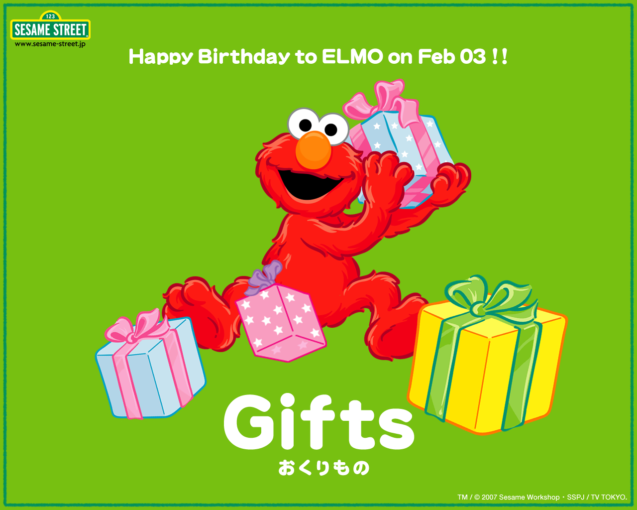 Free Download Elmo Elmo Wallpaper 17902583 1280x1024 For