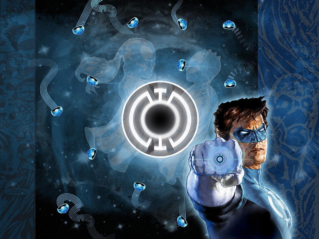 Comics   Blue Lantern Wallpaper 1280x960