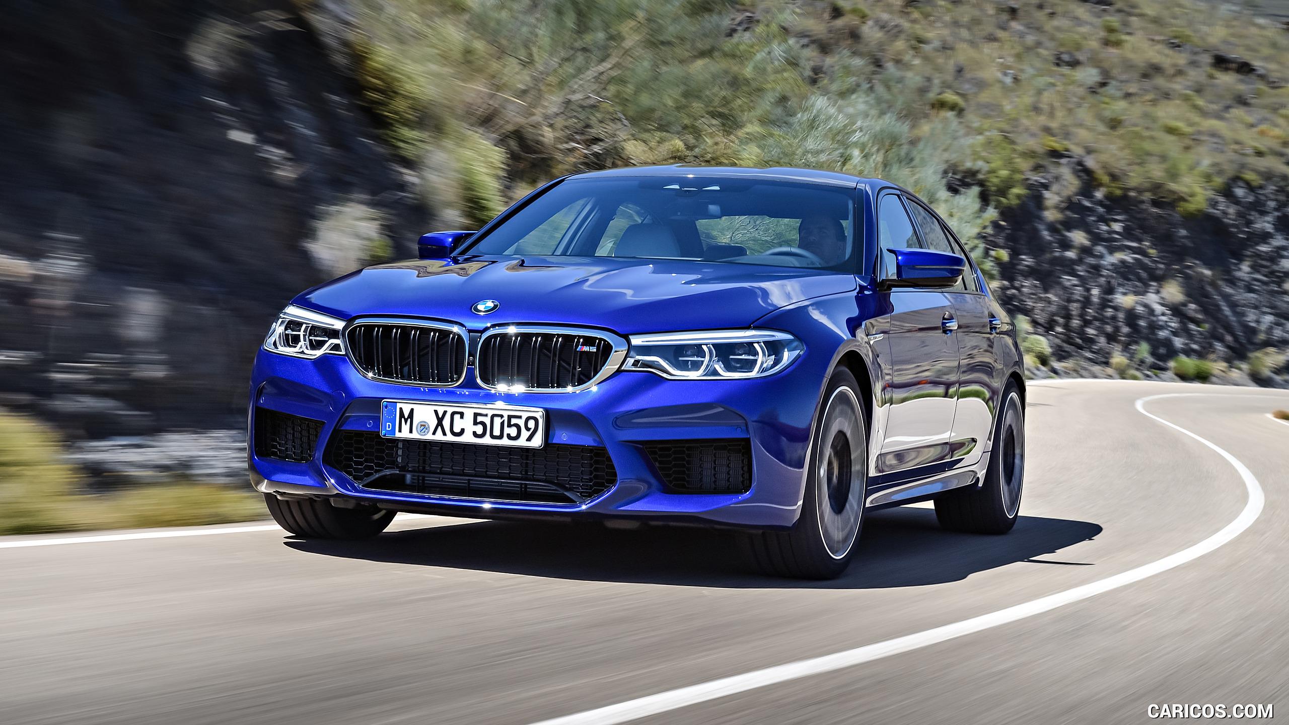 2018 BMW M5 F90   Front HD Wallpaper 13 2560x1440