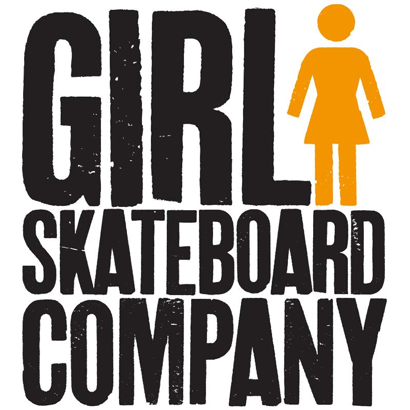 Girl Skateboards Logo Girl Skateboard Company 800x800