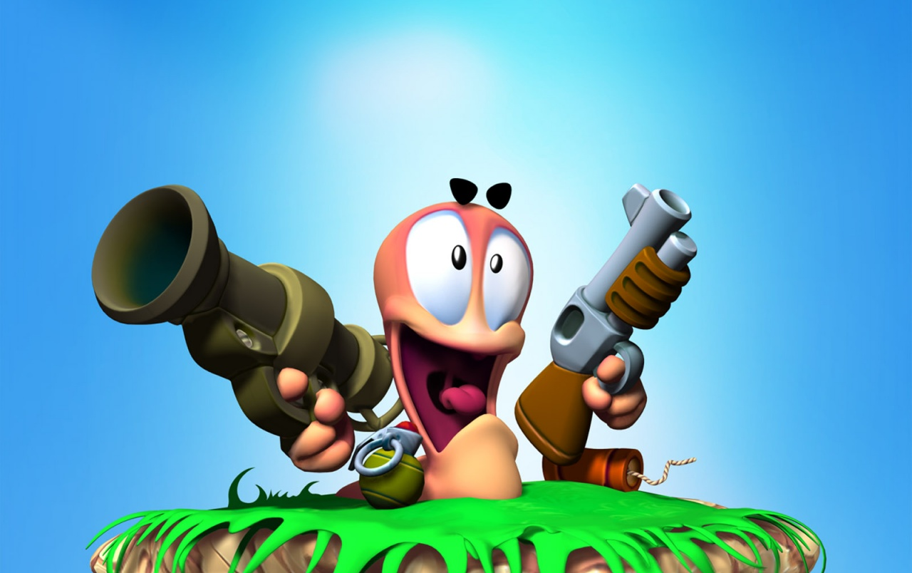 Worms 3D wallpapers Worms 3D stock photos 1280x804