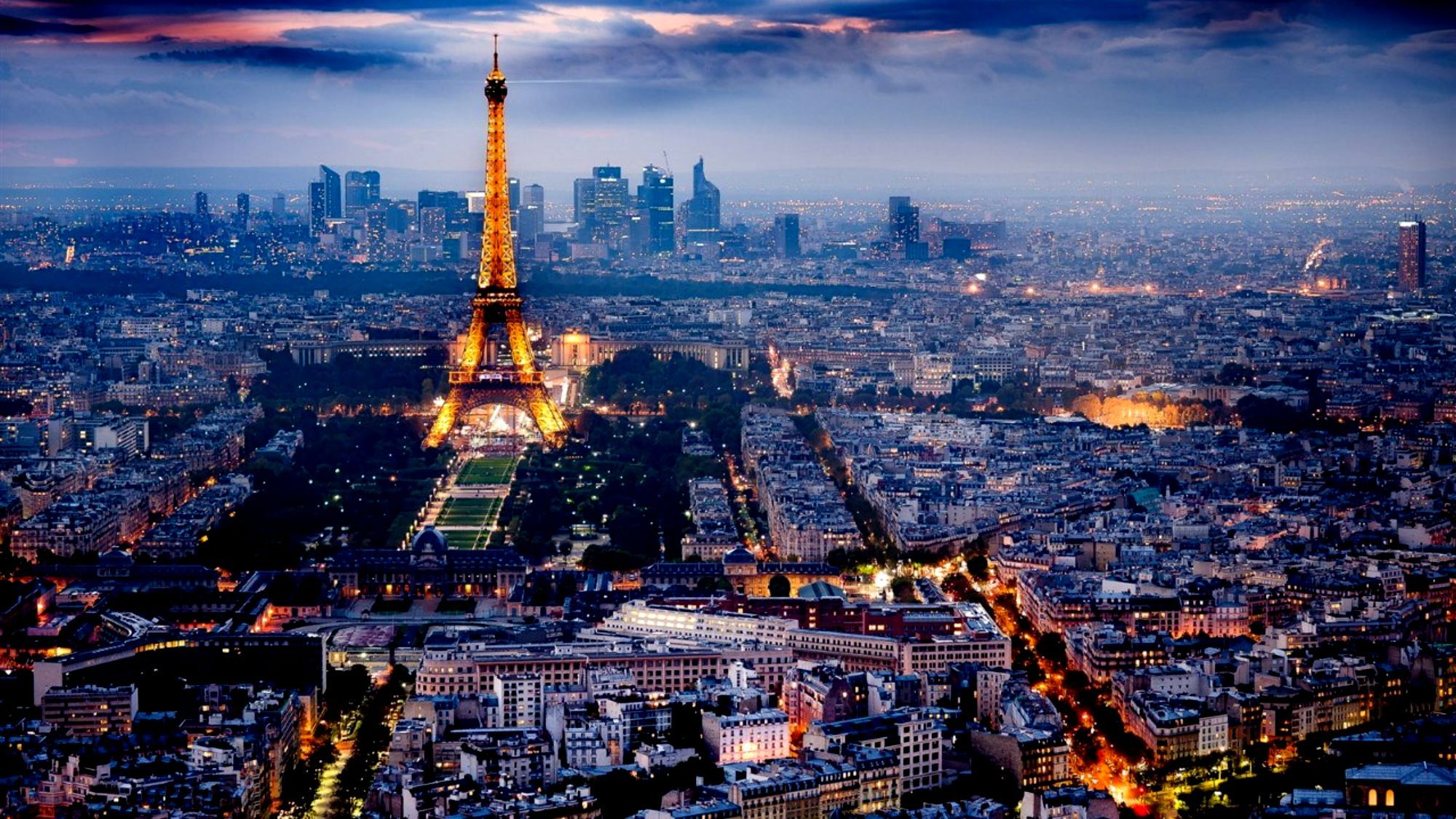 Download Paris Wallpapers for your computer and laptop You 2000x1125