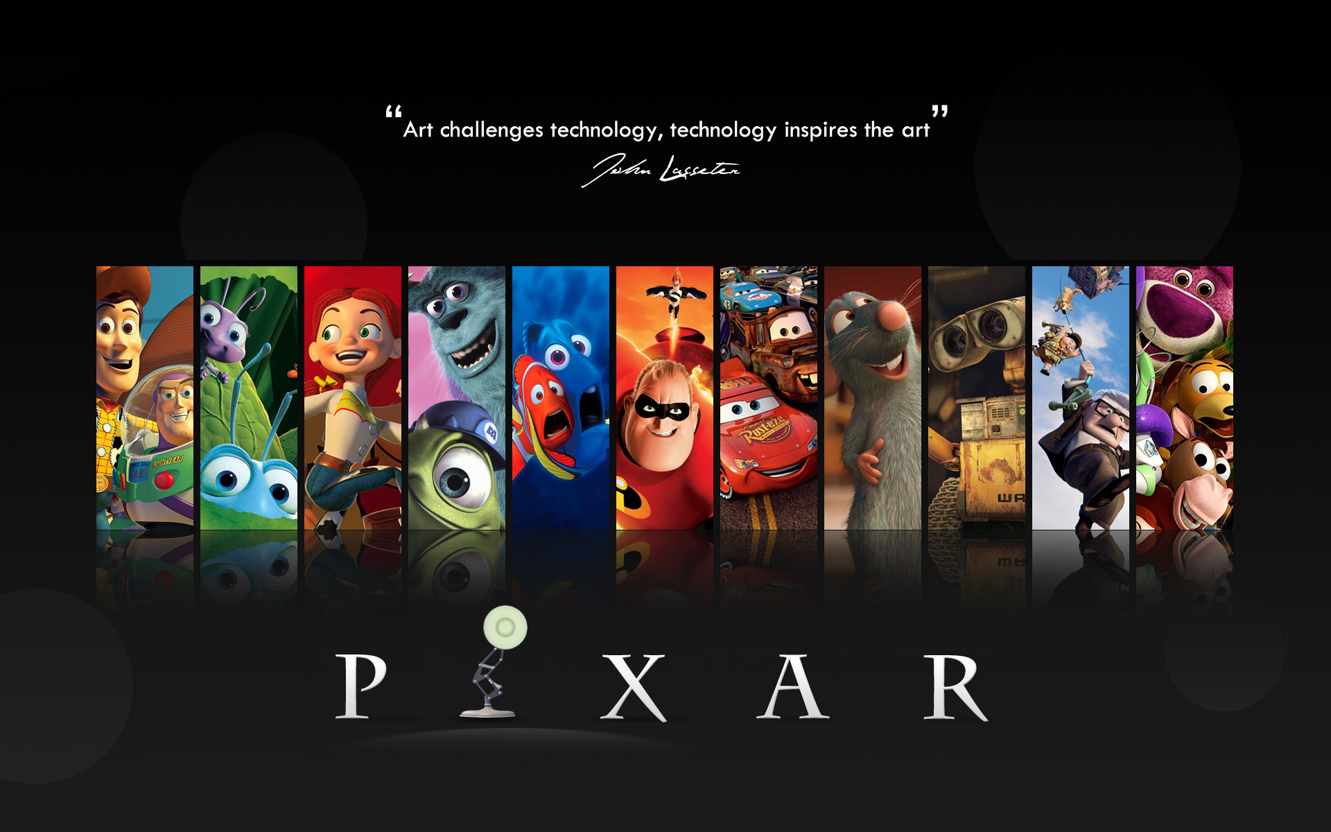 PIXAR Wallpapers HD Wallpapers 1920x1200
