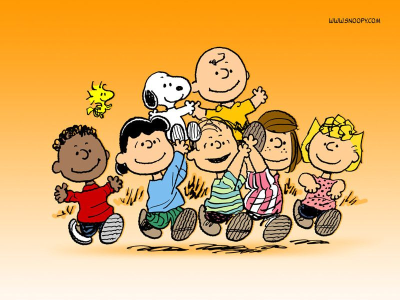 Peanuts Wallpaper 99518 [800x600
