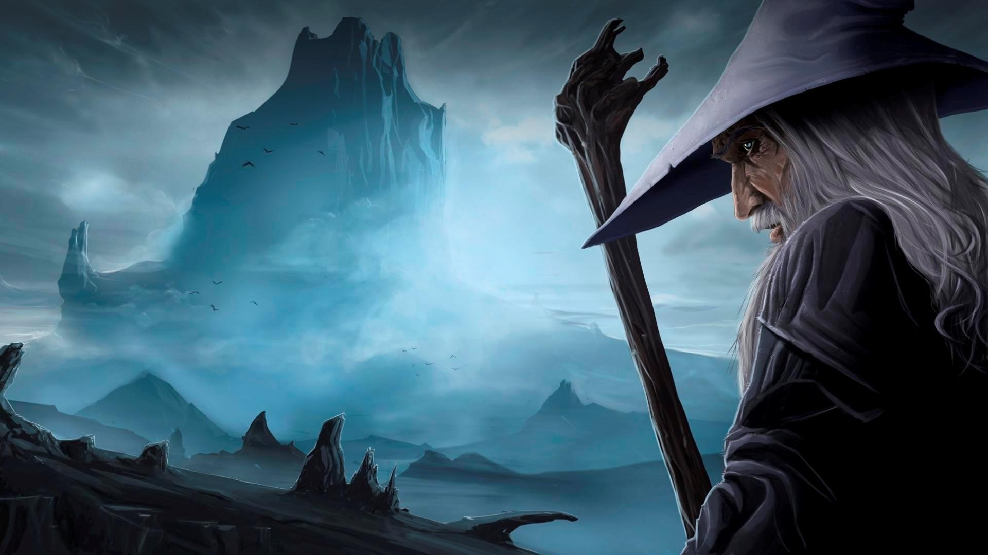 Gandalf   The Lord of the Rings wallpaper 18160 1920x1080