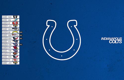 Indianapolis Colts 2013 Schedule Desktop Wallpaper | Flickr - Photo ...