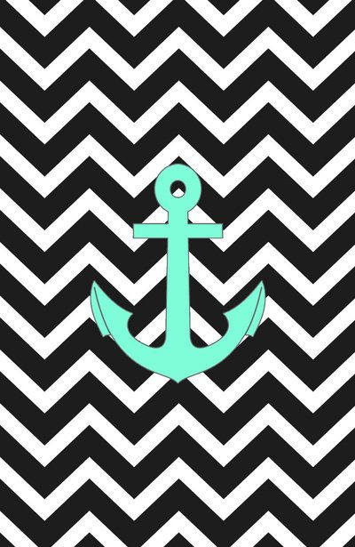Chevron With Anchor Chevron anchor 400x615