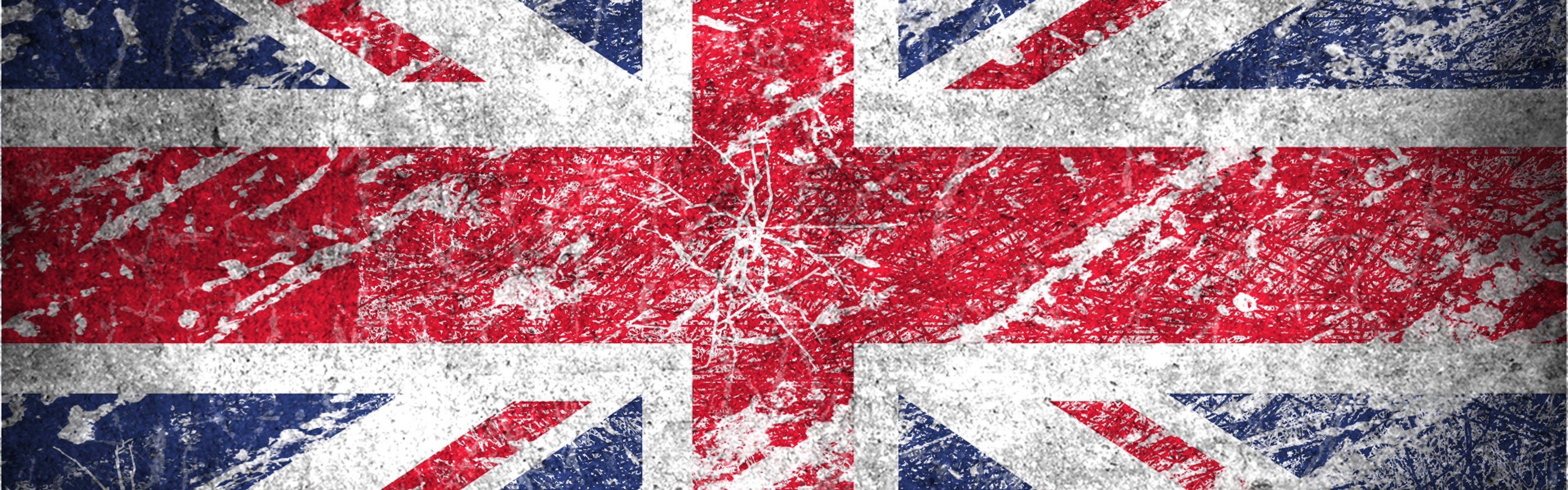 British Flag 232346 Full HD Widescreen wallpapers for 3840x1200