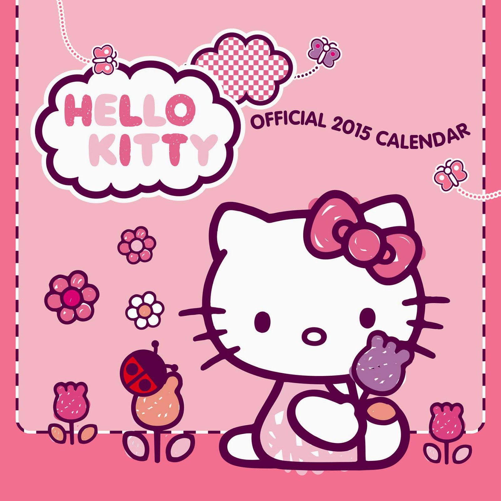 Gambar Wallpaper Hello Kitty