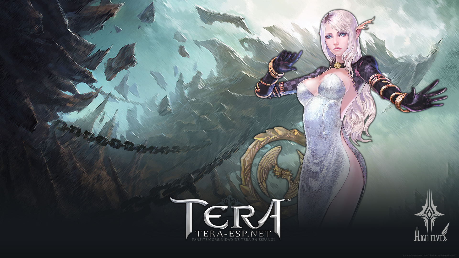 How to instal TERA on Steam as European Russian player 1920x1080