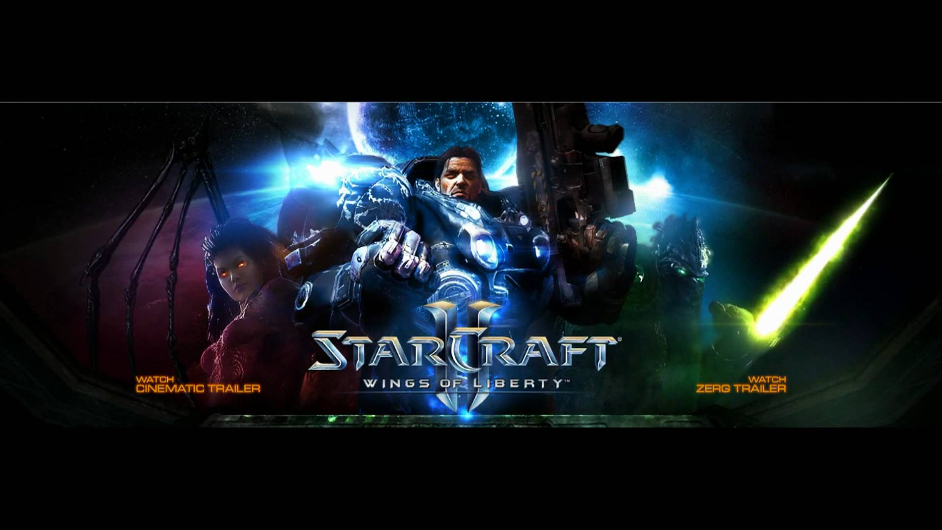 Starcraft 2 Wallpapers   Top Starcraft 2 Backgrounds 1920x1080