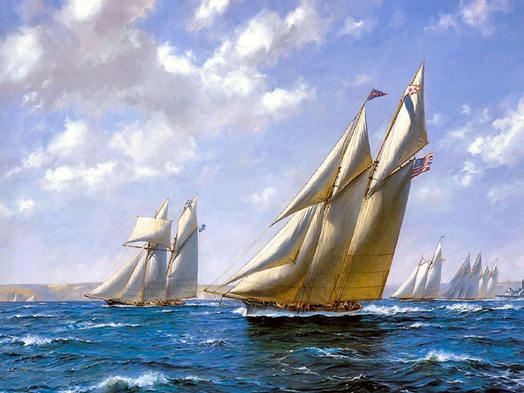 Tall ships pictures art - rizespor wallpaper murals
