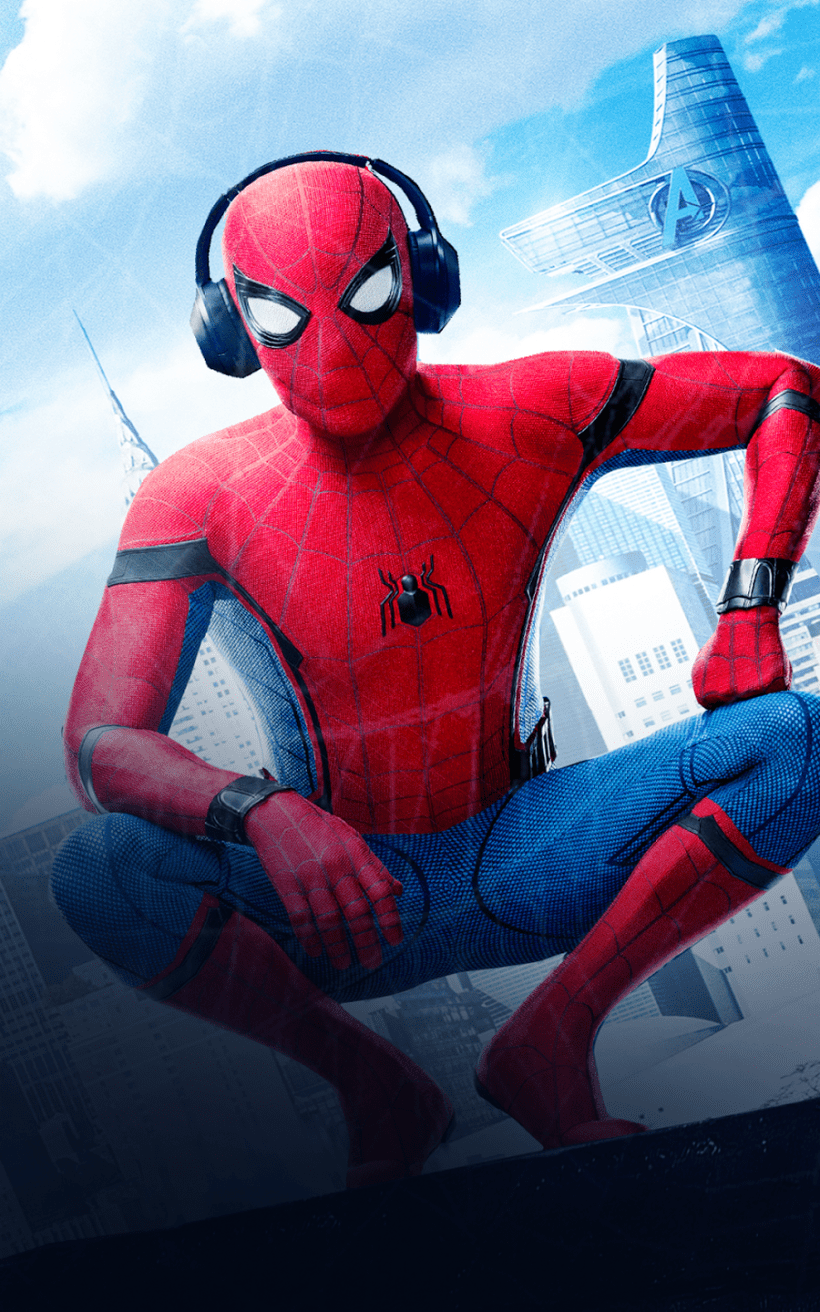 53] Spider Man Homecoming Spectacular Wallpapers on 820x1312