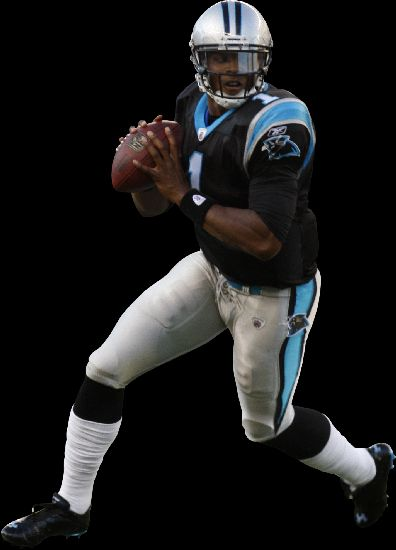 about 24 inches X 36 inches Cam Newton Poster 3   Shipping 396x550