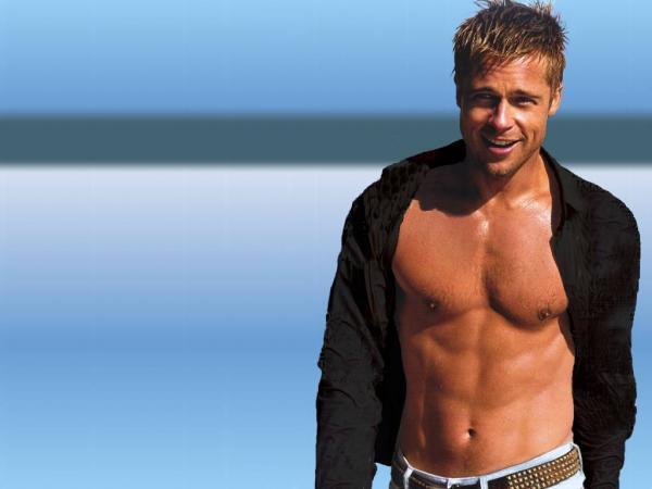 Brad Pitt Wallpaper   Download 600x450