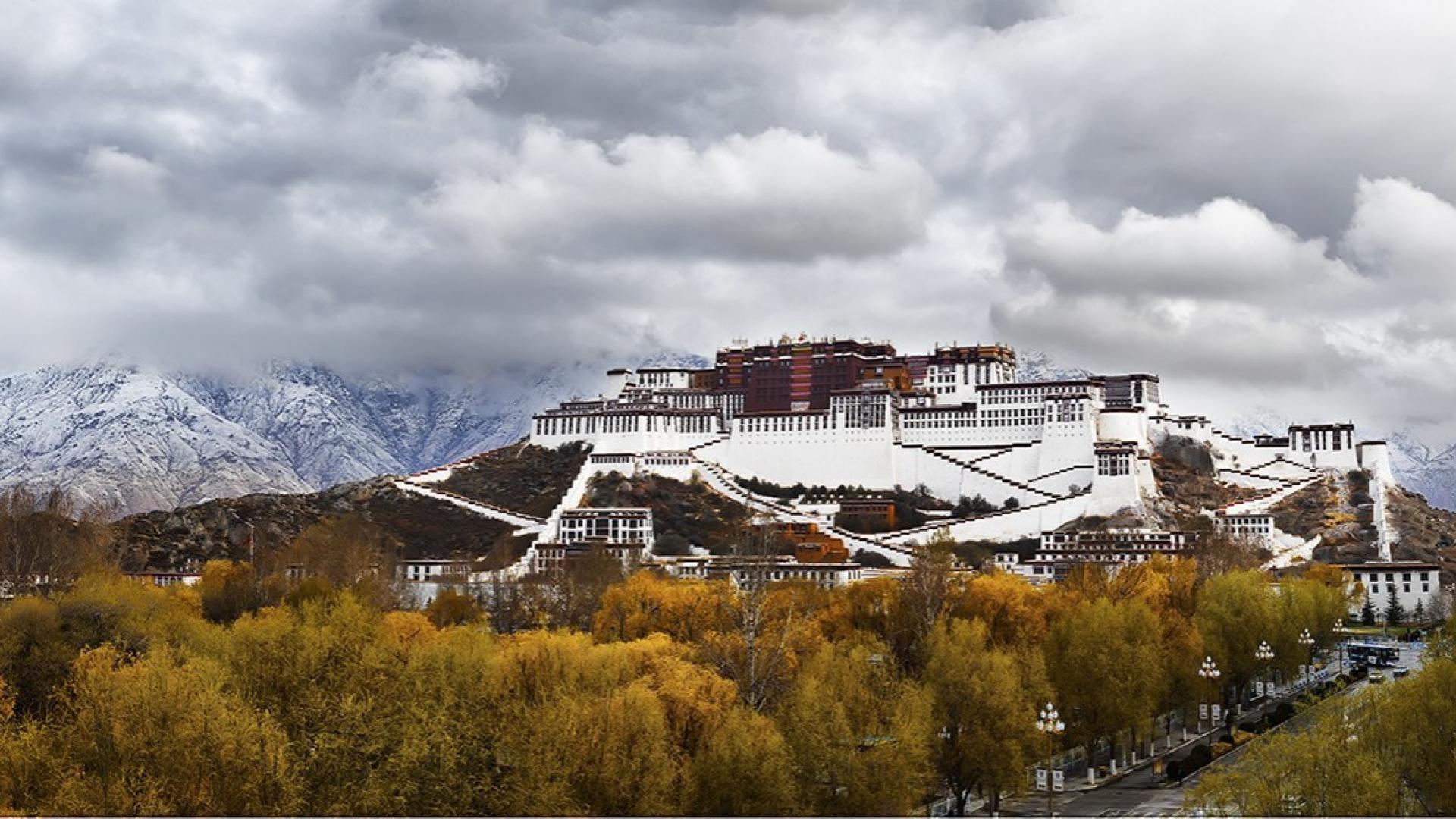 Tibet wallpaper 52610 1920x1080