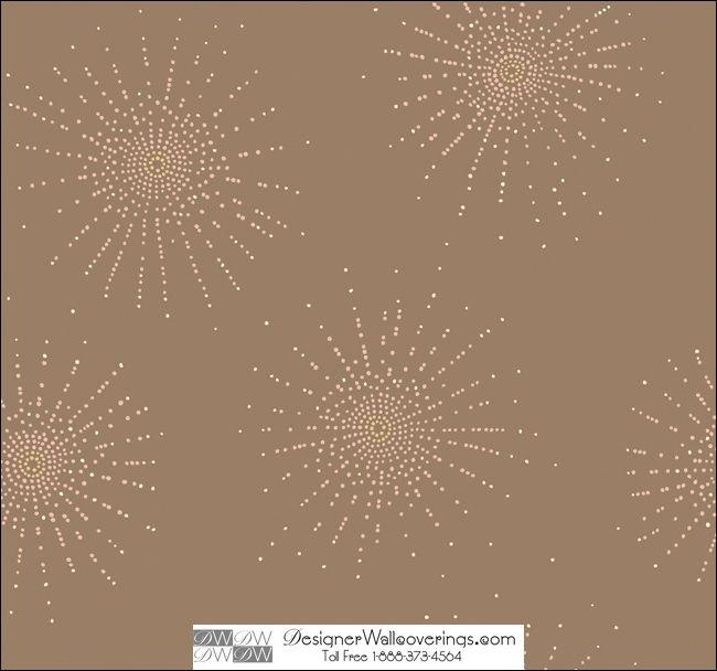 Classic Designer Wallcovering Pattern [TWL 46826] Designer 650x608
