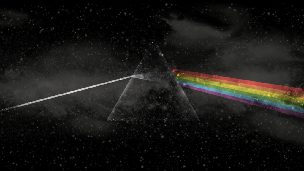 Dark Side of The Moon Wallpaper by Zaros BobTheCat 1024x576