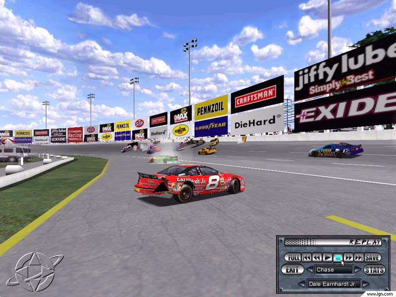 Nascar 2009 Screenshots Pictures Wallpapers: NASCAR PC Games Wallpaper