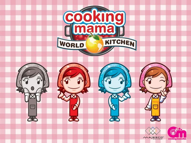 Cooking mama wallpaper wallpapersafari for Mama s italian kitchen
