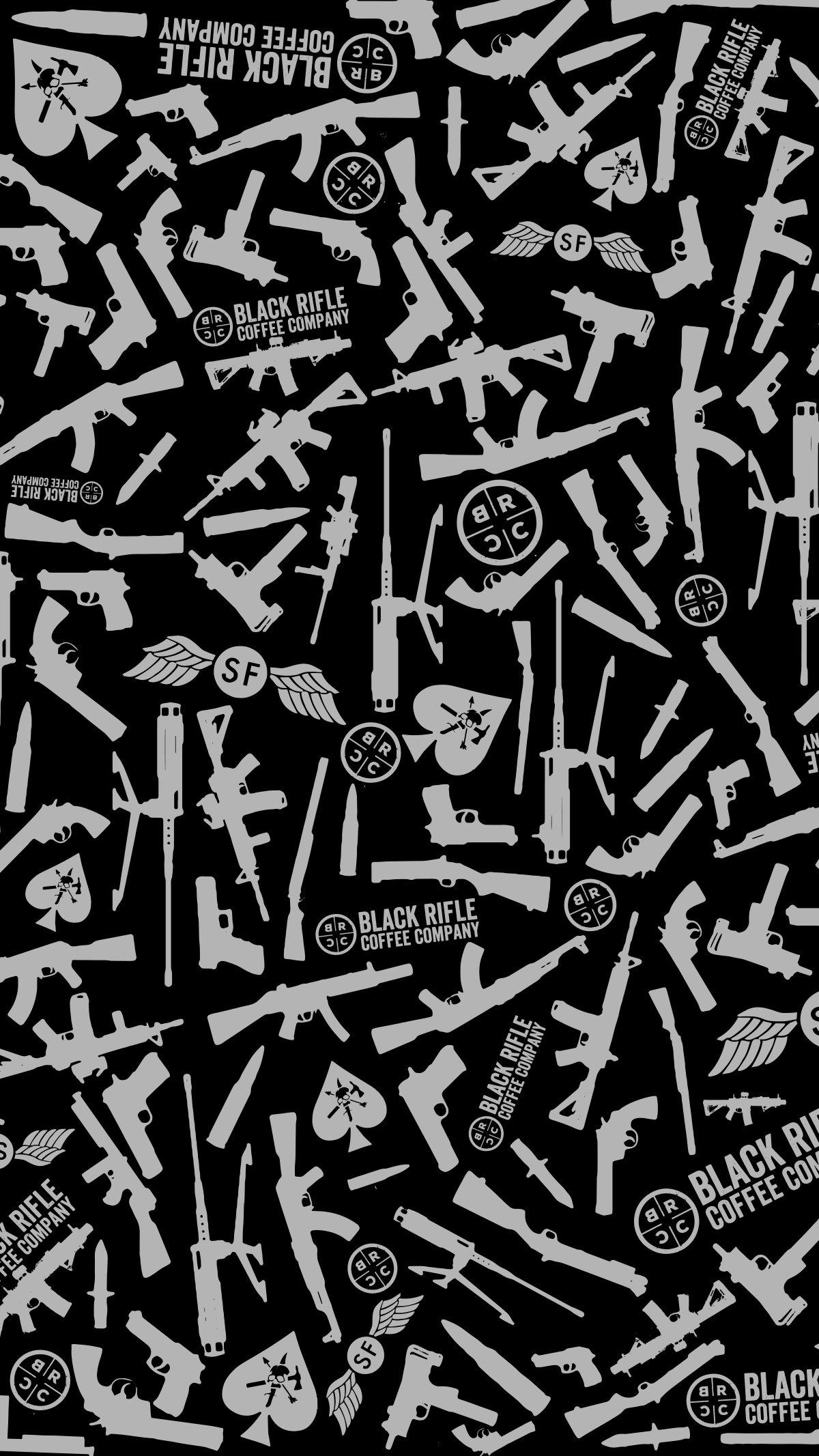 Phone Wallpapers Black Rifle Coffee Company 1200x2133