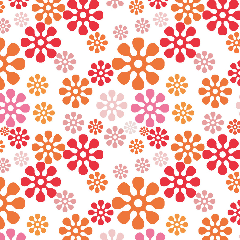 pattern ipad wallpaper 300x300 Change Your Home by Flowers Wallpapers 1024x1024