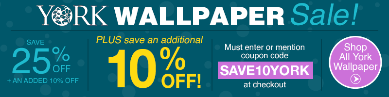 Wallpaper Coupons Save over 50 Steves Blinds Wallpaper 800x200