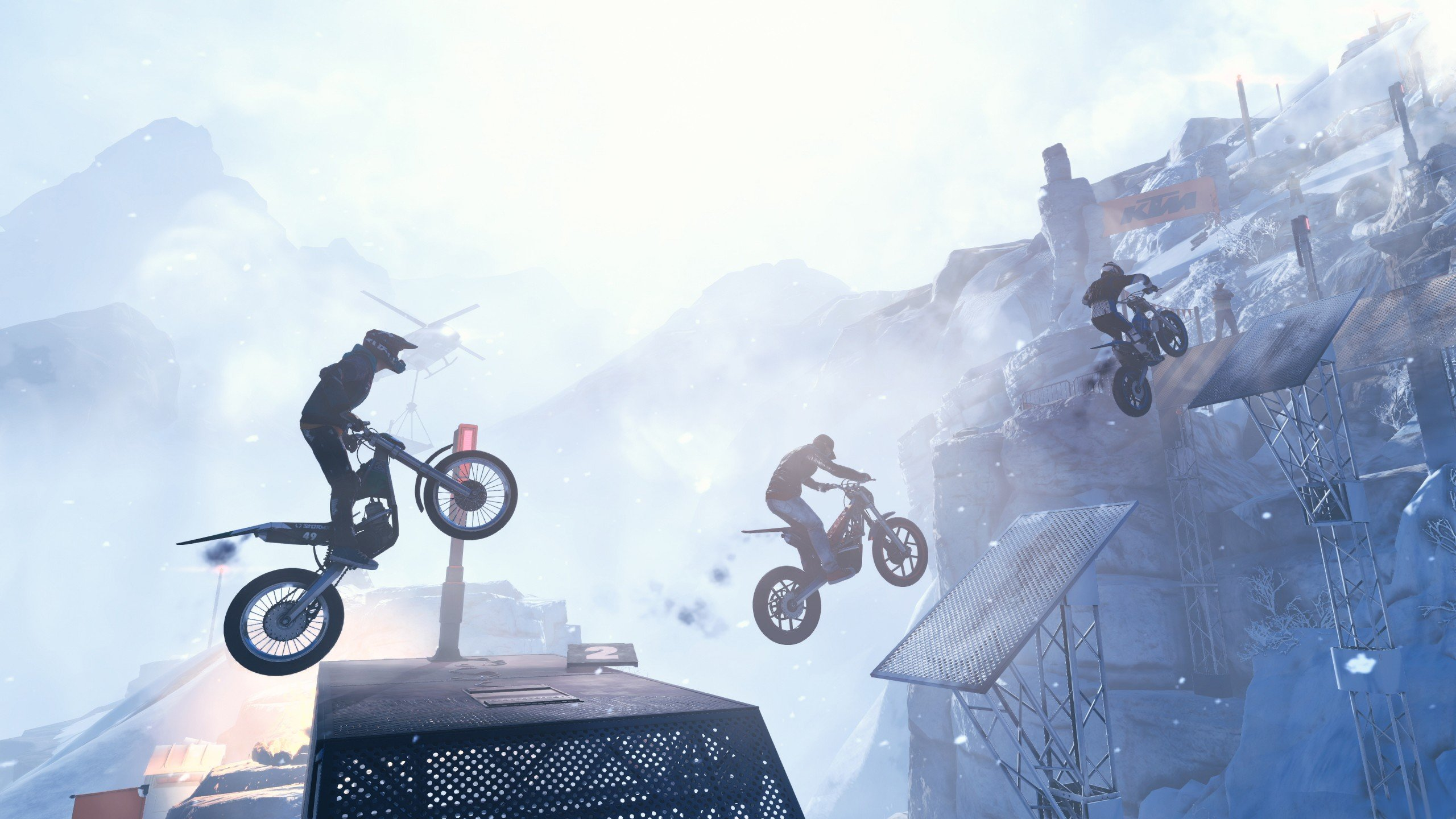 Wallpaper Trials Rising E3 2018 screenshot 4K Games 19107 2560x1440