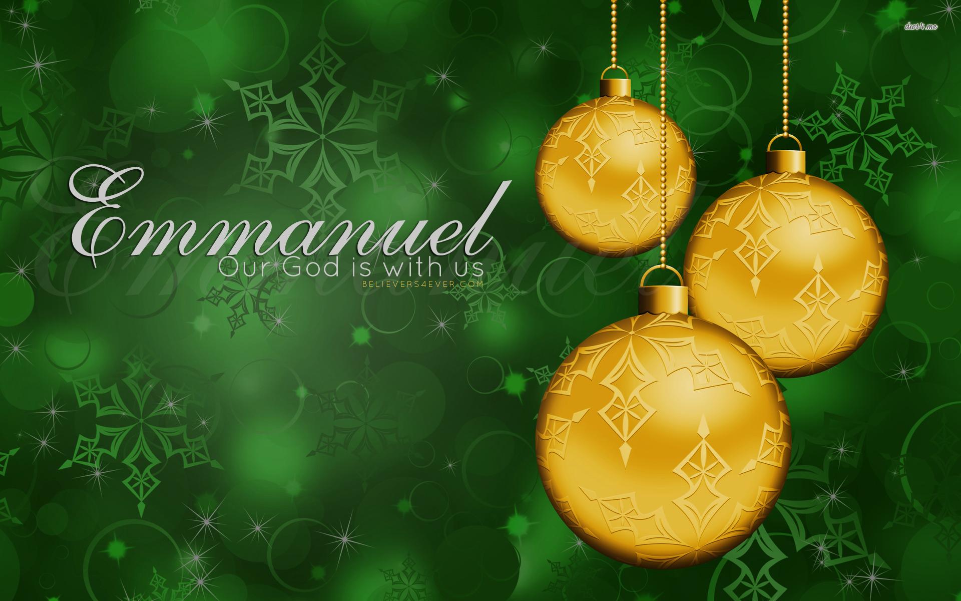 Emmanuel   Believers4evercom 1920x1200
