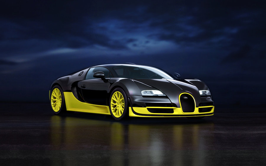 Vehicles Bugatti Veyron HD Wallpaper 900x563