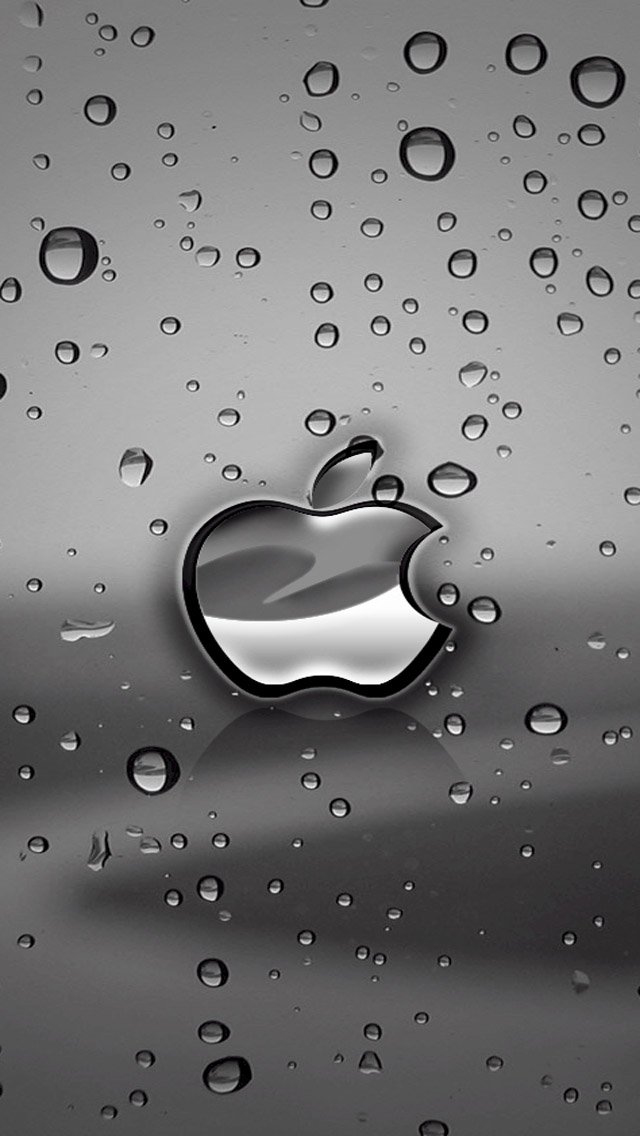 Wallpapers   Download Apple Logo iPhone 5 HD Wallpapers 640x1136