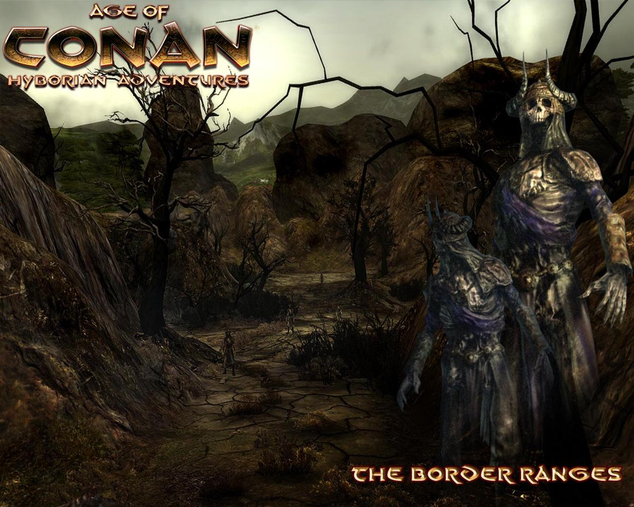 Age of Conan Hyborian Adventures Review Wallpaper Game 1235x988