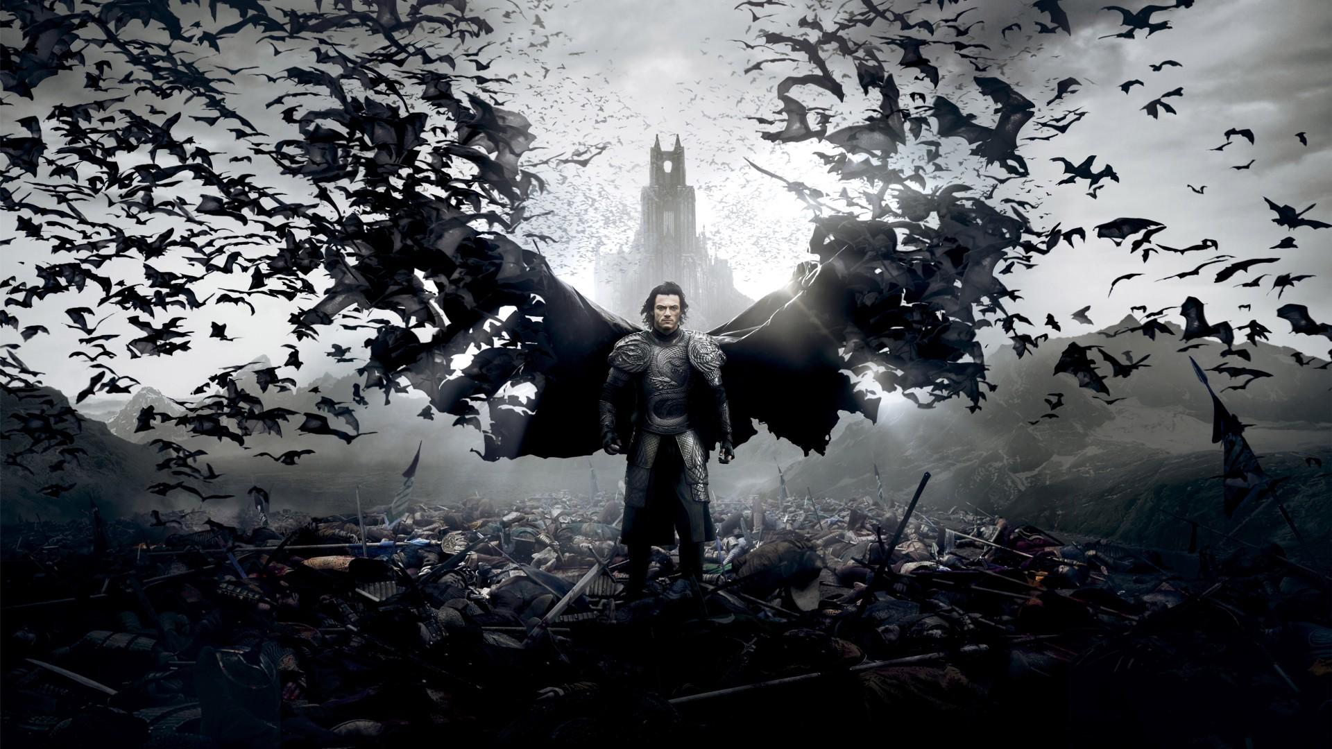 Dracula Wallpaper, Movies / Recent: Dracula, Untold, film, movie, Vlad ...