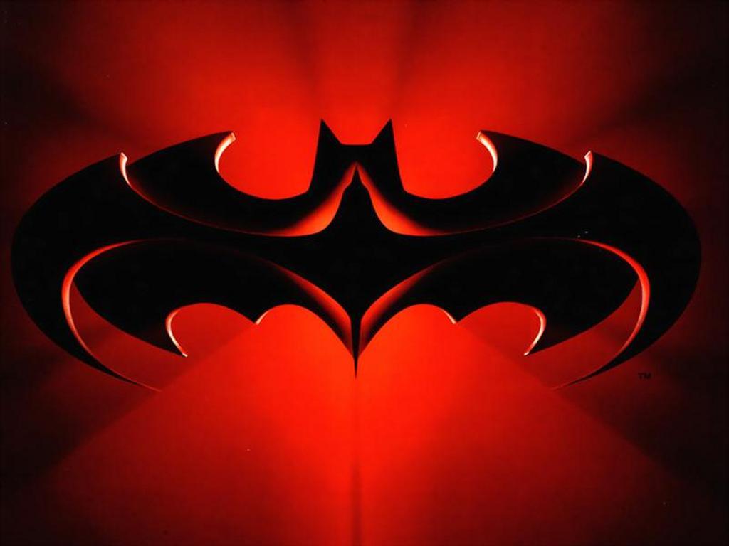 1024x768px Wallpaper Batman Logo
