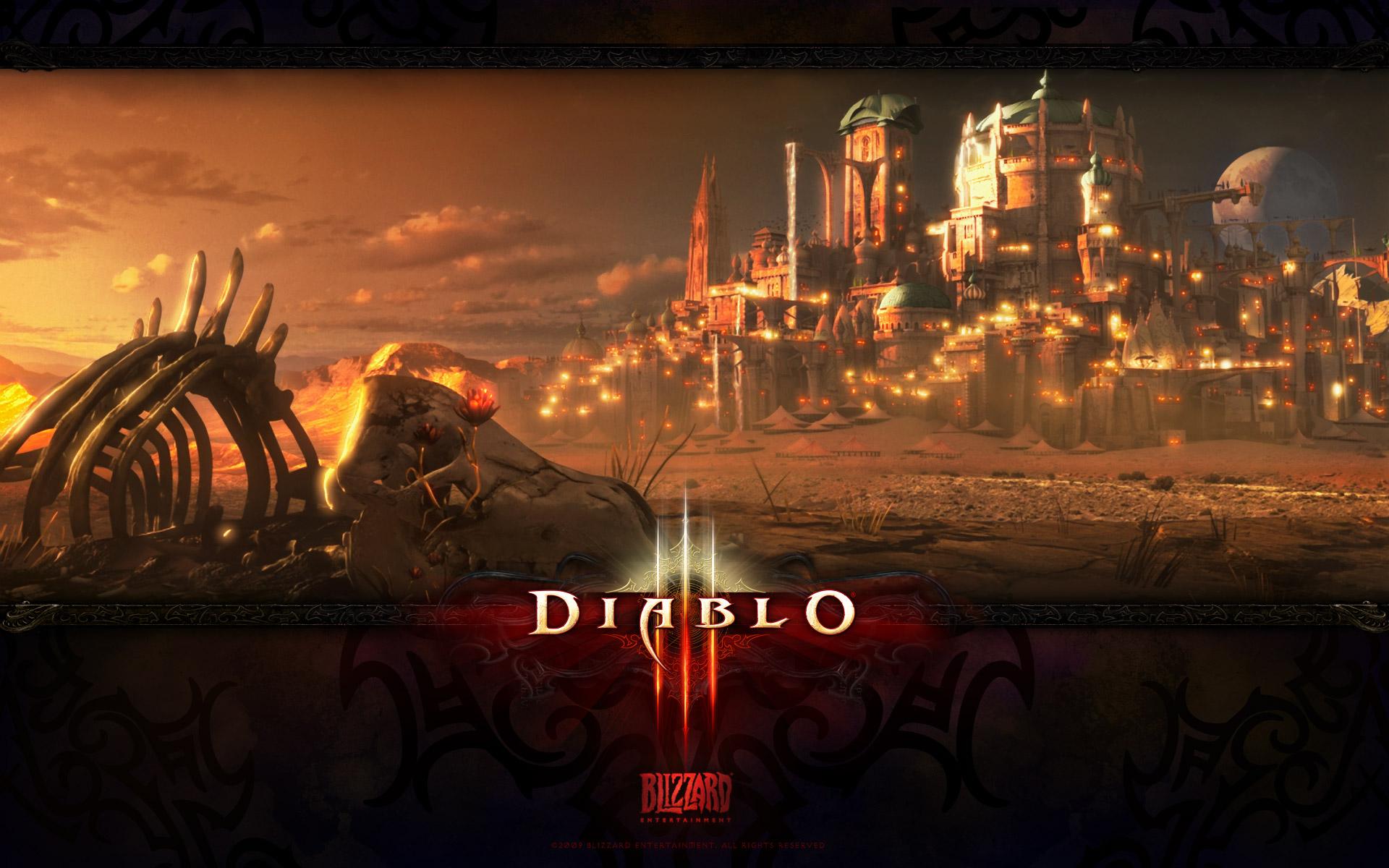 47+] Diablo 3 HD Wallpapers Widescreen on WallpaperSafari