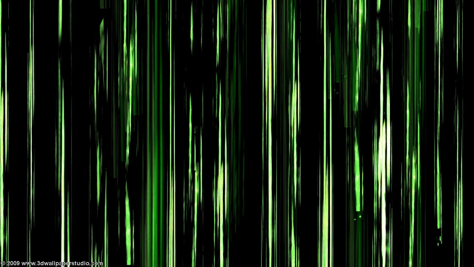 Green neon wallpaper in 1920x1080 screen resolution 1920x1080