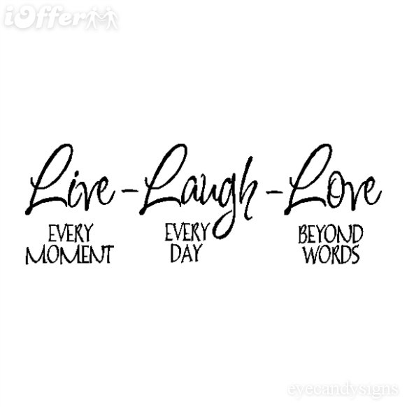 41+] Live Laugh Love Quote Wallpapers on WallpaperSafari