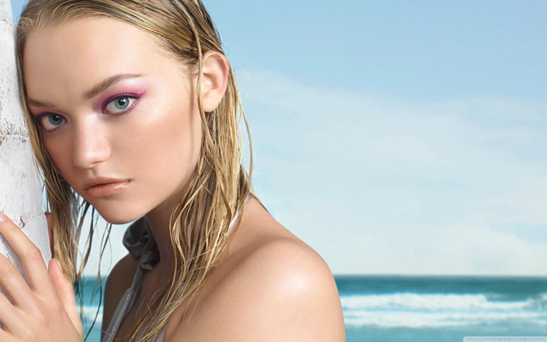 Gemma Ward 4K HD Desktop Wallpaper for 4K Ultra HD TV Tablet 1440x900