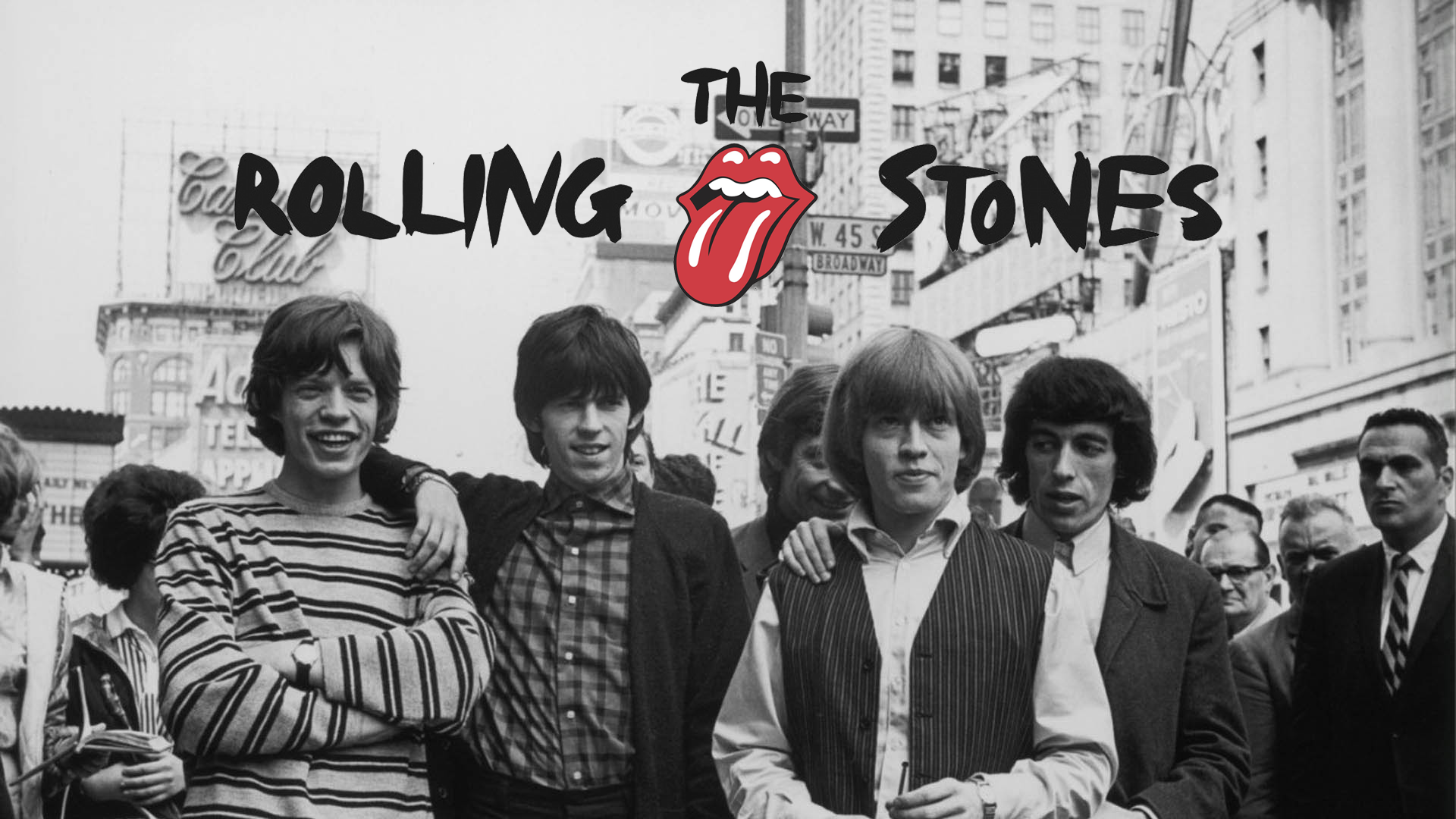 Rolling Stones Wallpaper that I made [1920x1080] in 2020 Stone 1920x1080