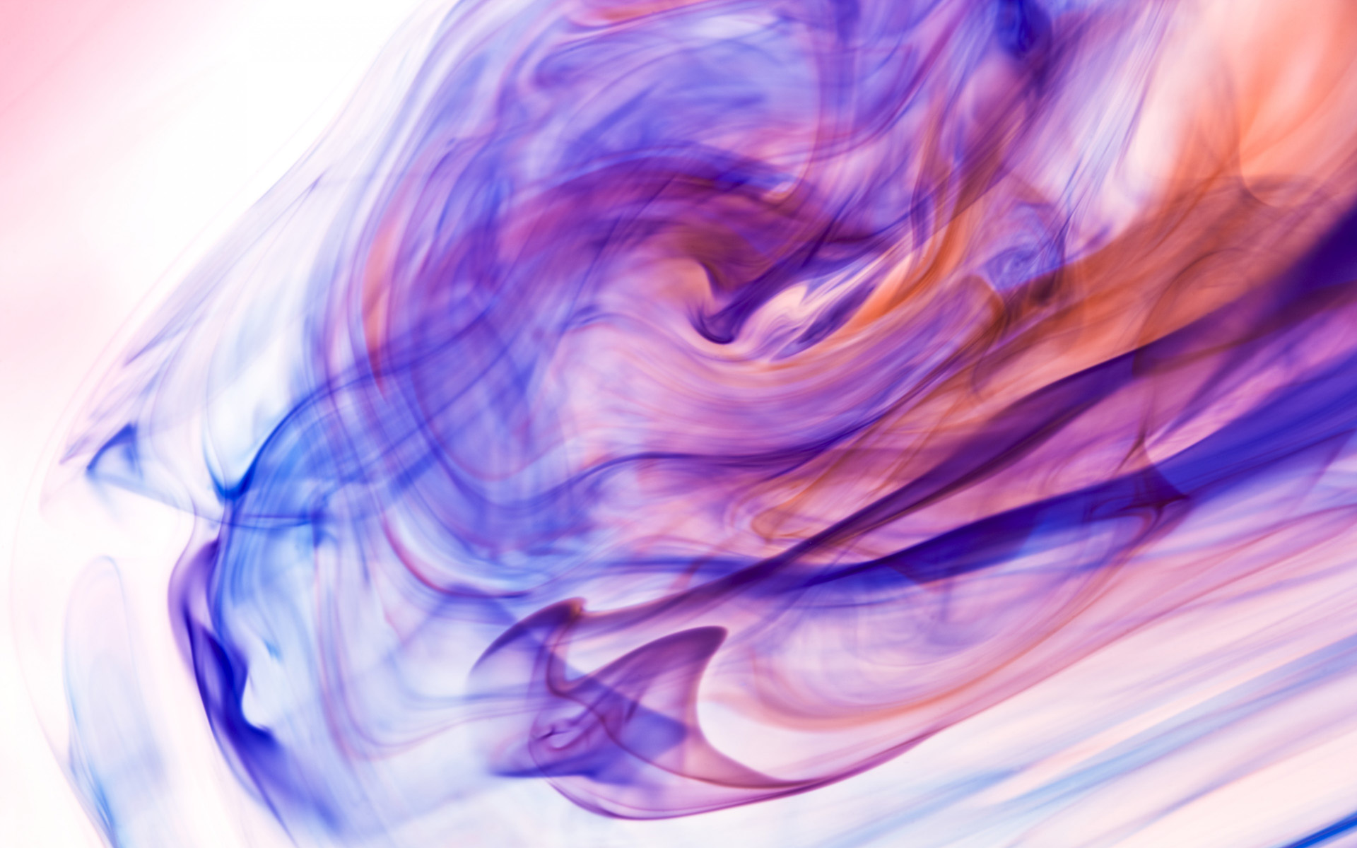 Abstract Water Painting Colors Samsung Galaxy S5 Hd: Wallpaper Ink In Water